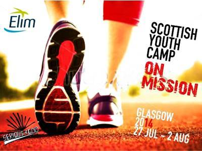 SCOTTISH YOUTH CAMP