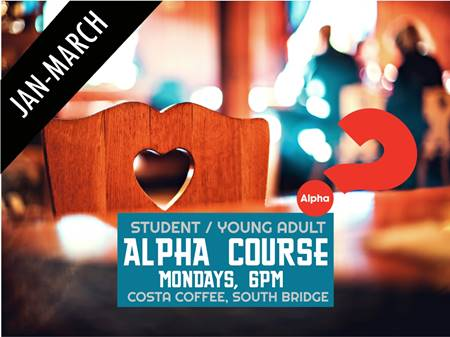 STUDENT / YOUNG ADULT ALPHA