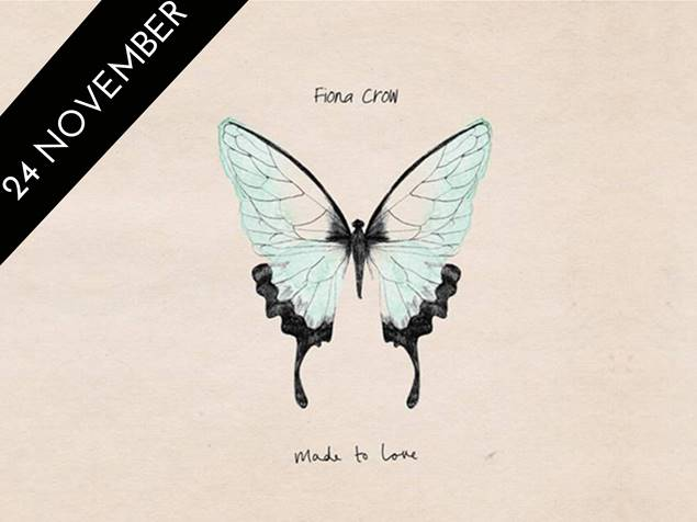 Fiona Crow - Made to Love album launch