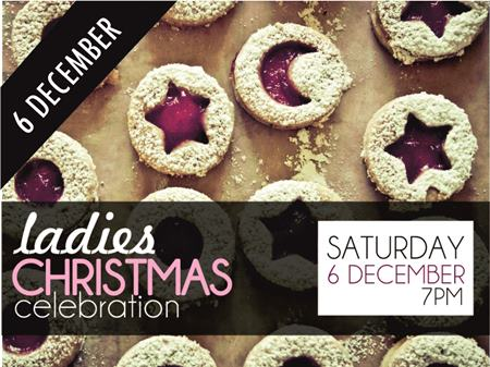 LADIES' CHRISTMAS CELEBRATION