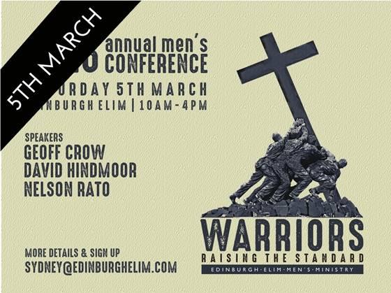 Men's Warrior Conference