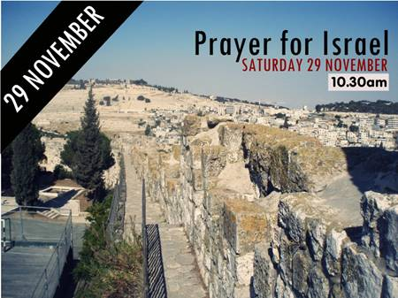 Prayer for Israel