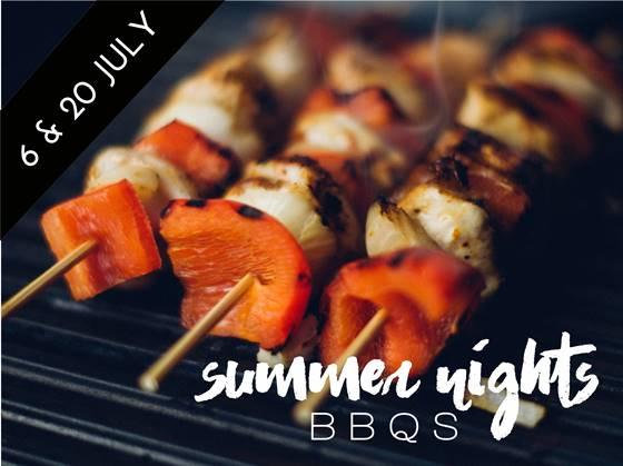 Summer Nights BBQs