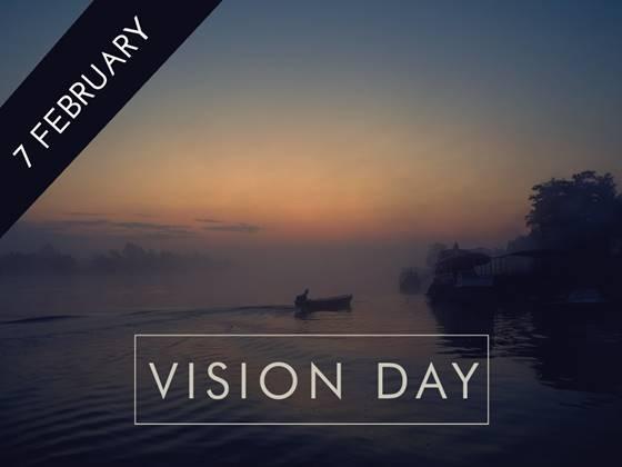 EDINBURGH ELIM VISION DAY