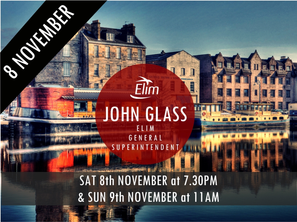 JOHN GLASS CELEBRATION