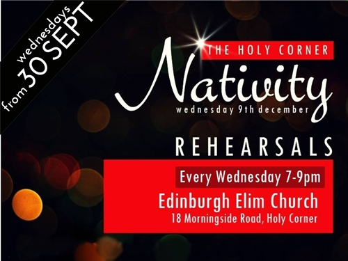 NATIVITY - CAST WANTED