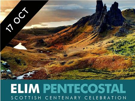ELIM 100 SCOTTISH CENTENARY CELEBRATION
