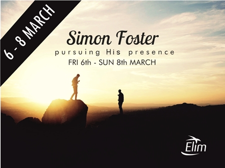 SIMON FOSTER - PURSUING THE PRESENCE