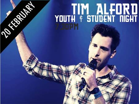 TIM ALFORD YOUTH & STUDENT NIGHT
