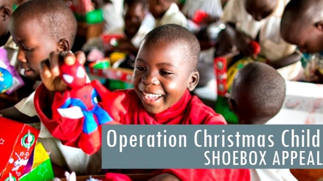 operation christmas child shoebox appeal - Operation Christmas Child Images