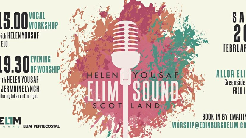 Elim Sound Scotland