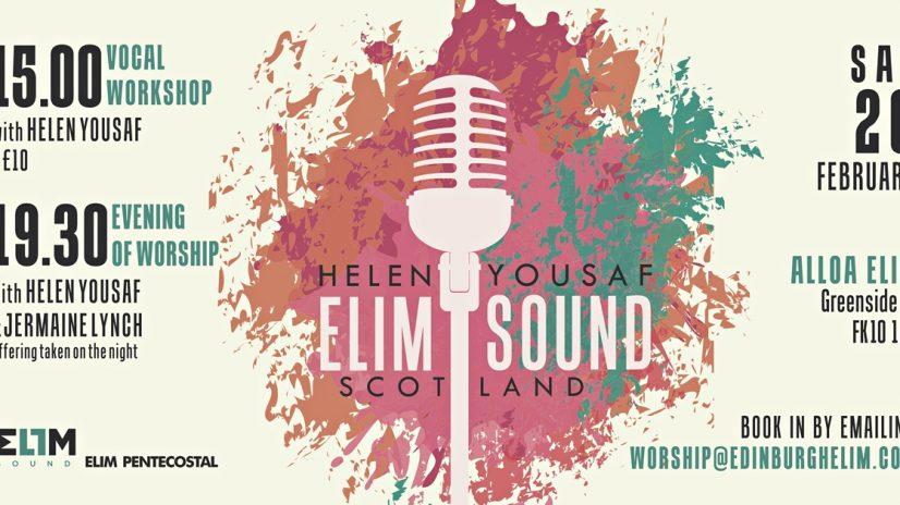 Elim Sound Scotland