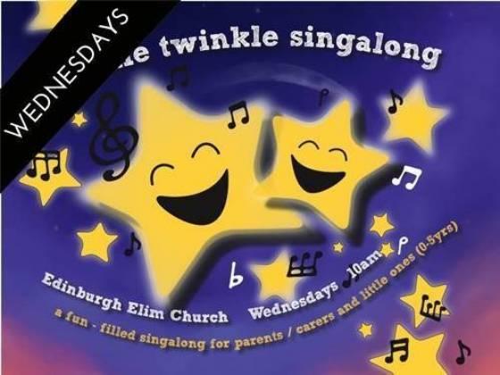 Twinkle Twinkle Sing A Long