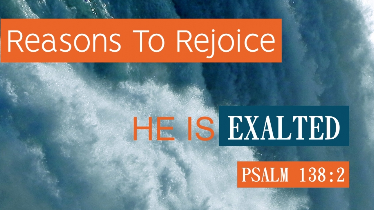 Sunday 3rd March at 11am Gordon Allan speaks on 'Reasons To Rejoice', Exalted series  <strong>Gordon Allan -Exalted - Reasons To Rejoice</strong><strong><a href=http://www.edinburghelim.com/wp-content/uploads/2019/03/Gordon-Allan-Exalted-Reasons-To-Rejoice.mp3>Download here</a> or listen below.</strong>  [audio mp3=http://www.edinburghelim.com/wp-content/uploads/2019/02/Gordon-Allan-Exalted-Warrior-Worship.mp3]  [/audio]