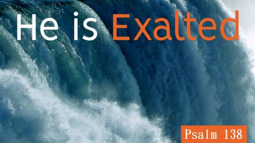 Sunday 10th February at 11am Gordon Allan speaks on 'He Is Exalted', Psalm 138 series  <strong>Gordon Allan - Psalm 138 - He Is Exalted</strong><strong><a href=http://www.edinburghelim.com/wp-content/uploads/2019/02/Gordon-Allan-Psalm-138-He-Is-Exalted.mp3>Download here</a> or listen below.</strong>  [audio mp3=http://www.edinburghelim.com/wp-content/uploads/2019/02/Gordon-Allan-Psalm-138-He-Is-Exalted.mp3]  [/audio]